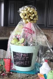 homemade housewarming gift basket ideas cute for boyfriend 8883