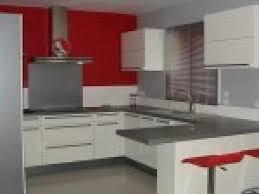 deco cuisine mur cuisine blanche mur gris rutistica home solutions
