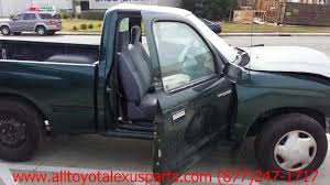 lexus tacoma parts parting out 1999 toyota tacoma stock 3015or tls auto recycling