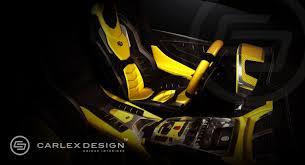 Yellow Lamborghini Aventador - lamborghini aventador by carlex design yellow bull carlex