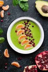 Cool Fruit Bowls by Clementine Green Smoothie Bowls Eat Love Eat