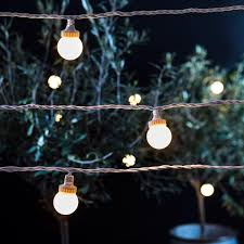 40 warm white led outdoor connectable pro series festoon