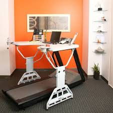 Walking Treadmill Desk Walking While You Work The Treadmill Desk Is A Thing Offbeat