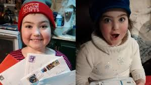 christmas cards helping u0027tough little one u0027 face cancer nova