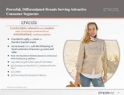 chicos locations chico s fas investor presentation 6 21 16