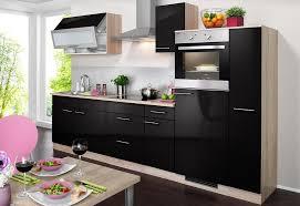 küche mit e geräten wiho küchen küchenzeile mit e geräten montana glanz breite 290