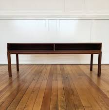 Rosewood Laminate Flooring Midcentury Danish Rosewood Low Chest Console Table Sideboard