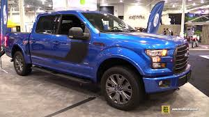 ford f150 2017 ford f150 xlt sport 4x4 exterior and interior walkaround