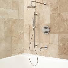 Bathroom Shower Systems Kennedy Thermostatic Tub Shower System Bathroom