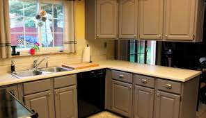 Best Way To Paint Cabinet Doors by Fantastic Refinishing Kitchen Cabinets Ideas Tags Paint Kitchen