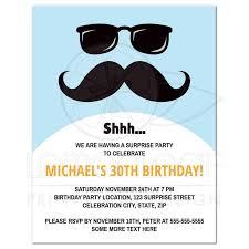 surprise birthday invitations wording samples invitations templates