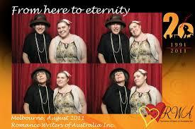 2011 conference melbourne sheridan kent historical romance author