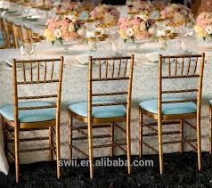 Wedding Chairs Wholesale Metal Tiffany Chair Chiavari Wedding Chair Gold Wholesale Chiavari