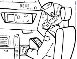 printable space coloring page 7