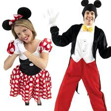 Halloween Costumes Mickey Minnie Mouse Mickey Minnie Mouse Costumes Fancy Dress Delivered