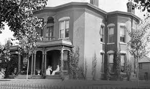 byers evans house museum history colorado