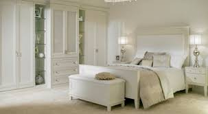 White Bedroom Furniture Blend It With Your Bedroom Designs - White bedroom interior design