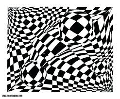 printable optical illusions optical illusions coloring pages printable optical illusions brain