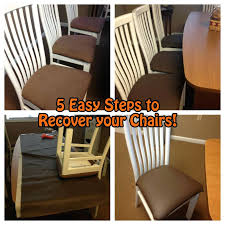 dining room chair cushion how to reupholster a dining room chair seat with springs indiepretty