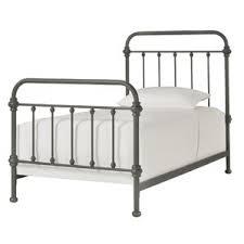 metal beds you u0027ll love wayfair
