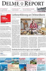 Flying Pizza Bad Zwischenahn Delme Report Vom 12 10 2016 By Kps Verlagsgesellschaft Mbh Issuu