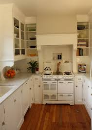 kitchen design small kitchen with white cabinets and a gas stove
