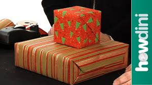 gift wrap box how to gift wrap boxes