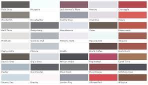 lavender paint colors chart colors duron paint chart chip
