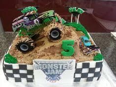 birthday cakes monster trucks monster truck cakes u2013 decoration