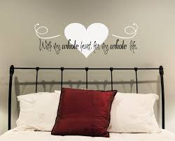 Nursery Quotes Wall Decals by Nursery Wall Decals Quotes U2014 Jen U0026 Joes Design Creating Wall