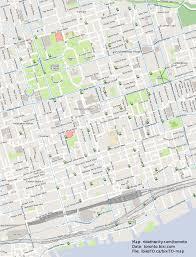 Printable Maps Printable Toronto Map Printable Maps