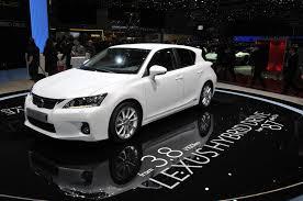 lexus hybrid ct200h 2013 2013 lexus ct 200h u2013 pictures information and specs auto