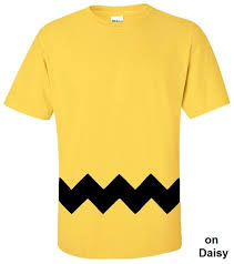 yellow u0026 black stripe t shirt charliebrown snoopy halloween