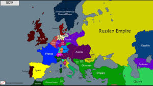 Map Of Europe 1600 History Of Europe 1600 2017 Youtube