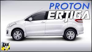 mpv car interior proton ertiga 2017 interior and exterior walk tour youtube