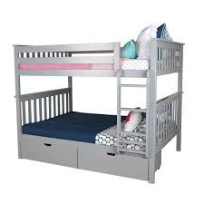 Solid Wood Bunk Beds With Storage Beds With Drawers Them Bedroom Bathroom Kitchen Sofa And