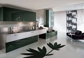 model de cuisine moderne idée relooking cuisine modèle de cuisine moderne en noir