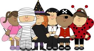 halloween characters clipart spook a thon halloween fundraiser