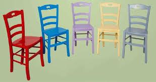 sedie per cucina in legno sedie cucina colorate idee di design per la casa rustify us