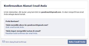 cara membuat akun gmail untuk facebook cara daftar atau membuat akun facebook terbaru 2014