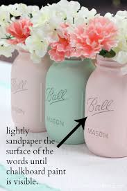 How To Spray Paint A Glass Bottle How To Paint Mason Jars Love Of Family U0026 Home
