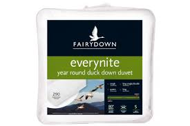 Duck Down Duvet Double Year Round Duck Down U0026 Feather Duvet