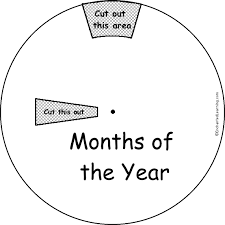 months word wheel printable worksheet enchantedlearning com