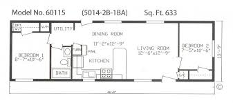 Floor Plans For Mobile Homes Single Wide Gregg U0027s Homes Modular U0026 Manufactured Homes Singlewide Floor Plans