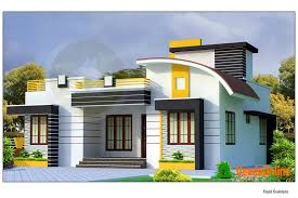 Beautiful Single Floor Home Plan 1200 sq ft