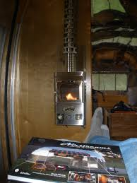 dickinson propane heater placement airstream forums