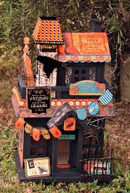 170 best halloween houses images on pinterest halloween house
