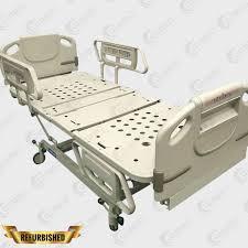 Stryker Frame Bed Stryker 3002 Secure Ii Med Surg Hospital Bed Gumbo