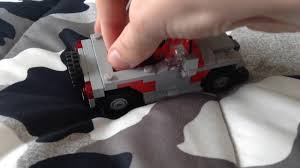 lego jurassic park jeep wrangler instructions lego jurassic park jeep wrangler review youtube