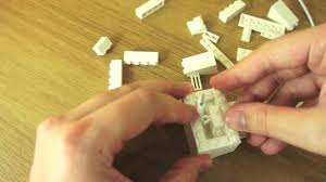 lego dock for iphone 5 building and overview vid todaysiphone com